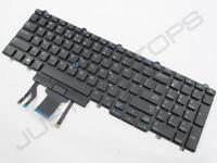 New Genuine Dell Precision 3520 7520 US English Backlit Keyboard /0