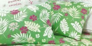 Pottery Barn Teen Tropique Duvet Cover + Pillow Shams - Full-Queen - NWT - Rare!
