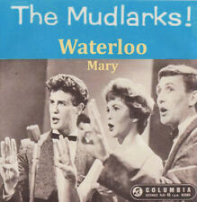 THE MUDLARKS - Waterloo / Mary - COLUMBIA 1959 pop rock - 45rpm - COLLECTOR ITEM