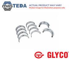 CRANKSHAFT MAIN SHELL BEARINGS SET GLYCO H1020/5 STD G STD FOR FIAT DUCATO 2.3L