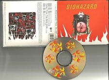 BIOHAZARD How it is 4 MIXES HOUSE OF PAIN / Tales from the hard Side LIVE USA CD