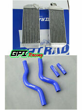 FOR Suzuki RM250 RM 250 2001-2008 02 03 04 05 06 07 02 08  radiator and hose