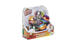 Bright Starts Shake & Spin Activity Balls ** GREAT FUN **