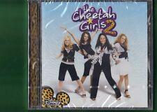 THE CHEETAH GIRLS 2 CD NUOVO SIGILLATO CUSTODIA SCHEGGIATA VEDI FOTO