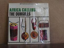 THE DUNGILLS, AFRICA CALLING - VEEJAY LP SR1061