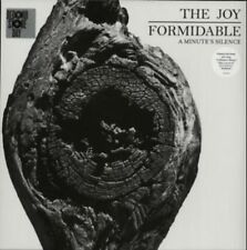 THE JOY FORMIDABLE - A MINUTE'S SILENCE NEW VINYL RECORD