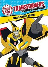 Transformers Robots in Disguise: Season One [New DVD] Boxed Set, Widescreen
