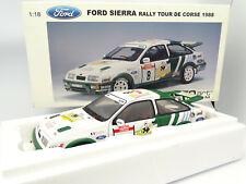 Auto Art Biante 1/18 - Ford Sierra Cosworth Tour de Corse 1988 N°8 Panach