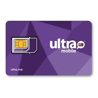 Ultra Mobile Triple Punch SIM card for LG Android Smartphone