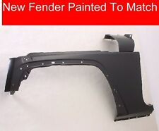 New 2007-2014 Jeep Wrangler Front Fender (Flare) Painted To Match