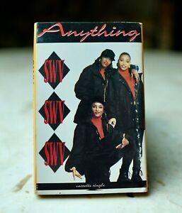 SWV – Anything(1994)