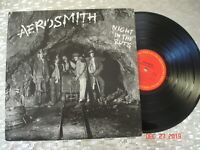 "AEROSMITH  ""Night in the Ruts""  Vintage Original Press LP - Columbia FC 36050"