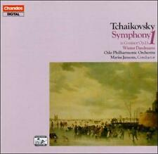 "TCHAIKOVSKY - ""Symphony 1 in G Minor"" - classical CD - Oslo Philharmonic Jansons"
