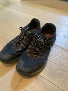 Nike Mens Air Zoom Terra Kiger 4 Trail Running Shoes Sz 11 Black