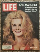 Life Magazine: August 6, 1971 Ann-Margret After Ten Years
