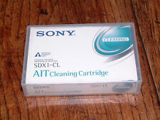 Sony AIT / AIT-1, 2, 3 Cleaning Tape/Cartridge SDX1-CL NEW