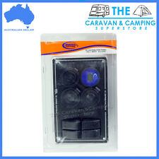 BAINTECH 12 VOLT DISTRIBUTION PANEL DUAL-USB VOLTMETER CIGA ENGEL SOCKET 005R