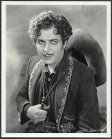 Western Warner Baxter LOT 2 Original 1930 Promo Photos The Arizona Kid