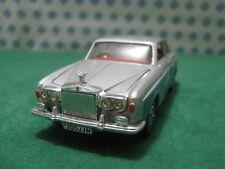 Vintage  -  ROLLS ROYCE Silver Shadow     - 1/43  Corgi Toys 280    Perfetta
