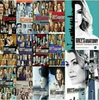 Grey's Anatomy Complete Series Seasons 1-13 DVD Set Free Shipping New Sealed