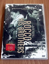 Rocco and His Brothers - Alain Delon - NEW DVD