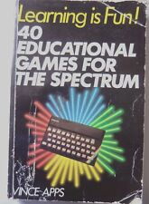 65856 Learning Is Fun 40 Educational Games For The Spectrum
