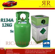 5 BOMBOLE GAS R134A ARIA CONDIZIONATA 12 KG NUOVA