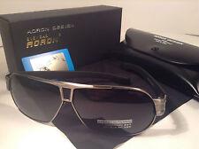 Sunglasses Men's Retro Polarized Military Aviator Police Eye Glasses UV400