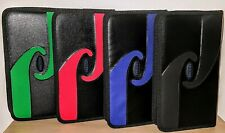 96 Disc DVD VCD CD Pu Leather Case Album Carry Storage Wallet Holder Organizer