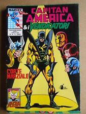 Capitan America & I Vendicatori n°4 1990 Marvel Italia Star Comics  [G406]