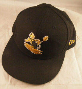 Pittsburgh Steelers New Era 9Fifty Retro Logo Black Snapback NFL Hat Cap