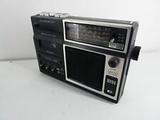 More details for retro pe 8193 3 band radio tape recorder g3