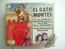 cd box Penella El Gato Montes Goa (sealed) € 35