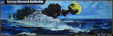 TRUMPETER® 03702 German Battleship Bismarck in 1:200