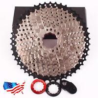 BOLANY 8/9/10/11 Speed MTB Bike Bicycle Cassettes Aluminum Cassette Cogs Cycling