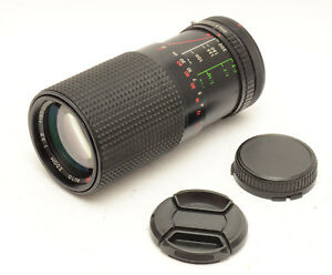 JCPenny MC Auto 80-200mm F3.9 Lens For Canon FD Mount! Good Condition!