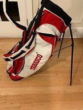 ping hoofer golf bag xtreme limited rare Tabasco logo white/red/black