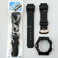 ORIGINAL CASIO G-SHOCK REPLACEMENT BAND & BEZEL for G-9300GB G-9300GB-1, BLACK