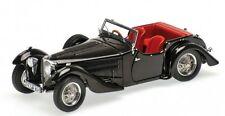 Bugatti Type 57c Corsica Roadster 1938 1:43 Model MINICHAMPS