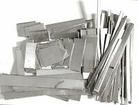 Aluminum LOT, Raw/Practice Stamping Blanks: 1 lb, 1/2 lb, & 1/4 lb bundles