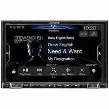"Alpine X308U 8"" Double Din Apple CarPlay Android Auto Navigation Car Receiver"