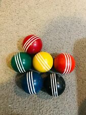 6 Wilson Croquet Replacement Balls