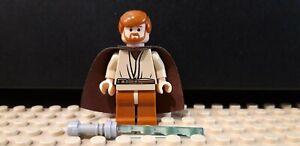 Lego Star Wars minifigura sw0135 Obi wan Kenobi