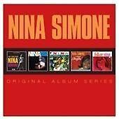 Nina Simone - Original Album Series 5CD Box Set 5 Full length classic albums UK