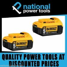 DEWALT Lithium-ion Power Tool Batteries