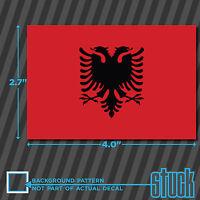 "printed vinyl decal sticker IL USA Illinois Flag Map Shape 3.5/""x6.0/"""