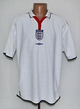 England 2003/2005 Home Football Shirt Jersey Umbro Size 2Xl Adult  00004000 Reversible
