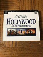 Britannica Hollywood PC Cd