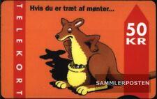 Dänemark 700 50 Kronen gebraucht 1993 Känguruh