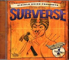 Subverse Vol 1 (2003 CD) Funeral For A Friend/Charger/Eden Maine/Number One Son